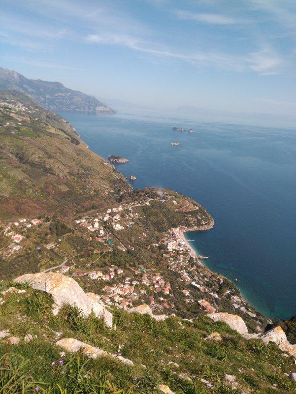 Amalfiküste Amalfi coast
